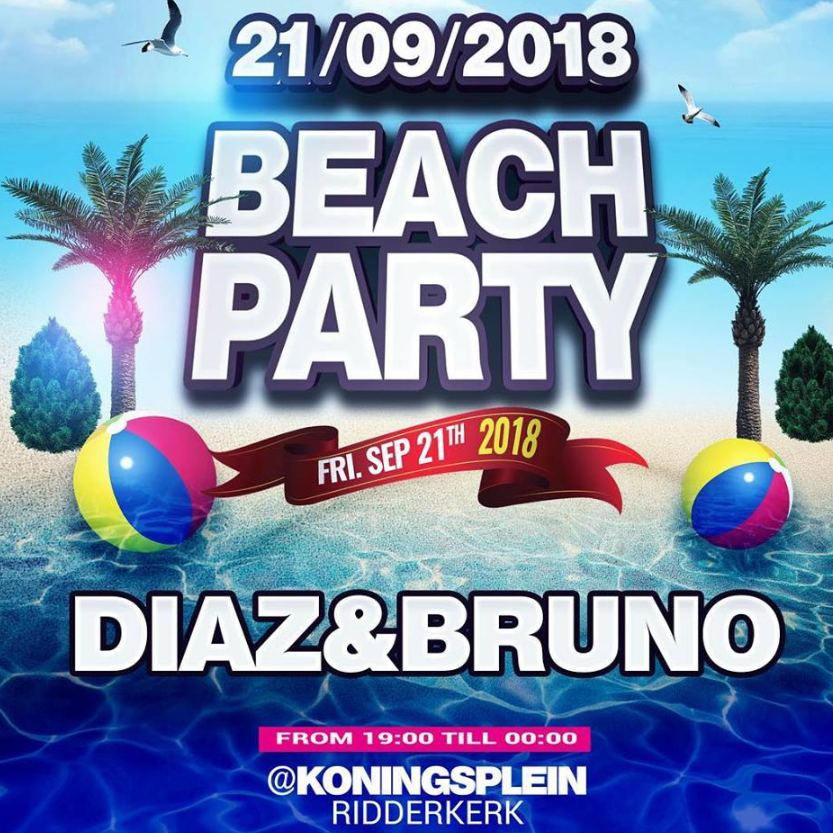 beachparty2018ridderkerk
